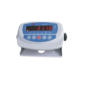 Analogue weighing indicators